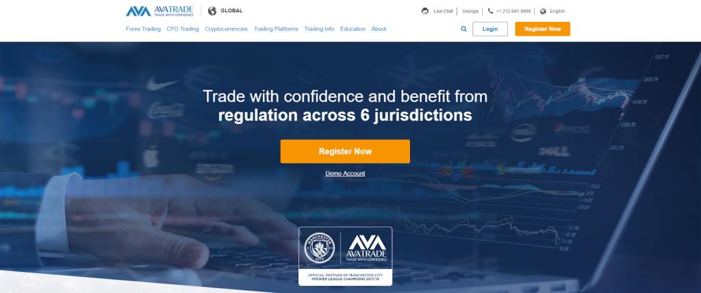 Avatrade FX brokerage