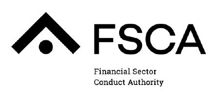FSCA regulations