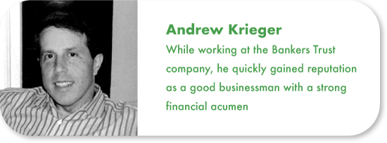 Andrew Krieger most successful forex traders