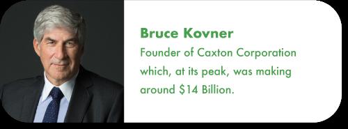 Bruce Kovner best forex traders