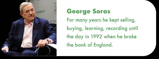 George Soros successful forex traders