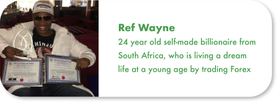 Ref Wayne richest forex traders in south africa