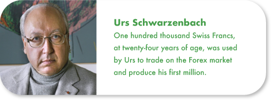 Urs Schwarzenbach top forex traders