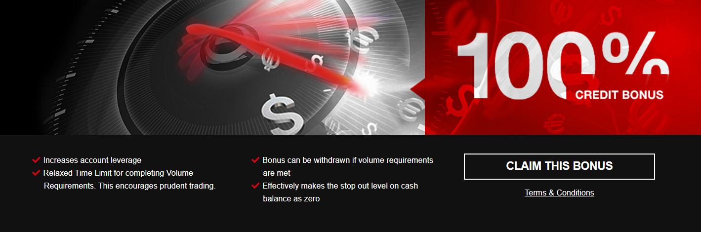 Forex welcome bonus